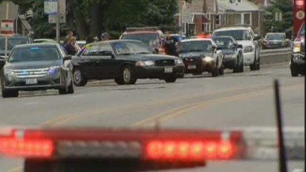 Manhunt For Bank Robber in Oak Lawn
