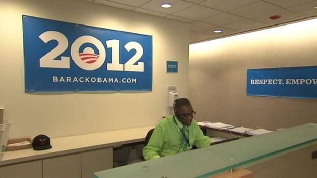 [CHI] Inside Obama's Campaign HQ
