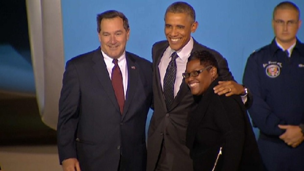 [CHI] Obama to Stump for Quinn in Chicago