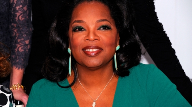 [NY] 'Extra' Exclusive: Oprah Winfrey Shares Her Thoughts on the Trayvon Martin Tragedy