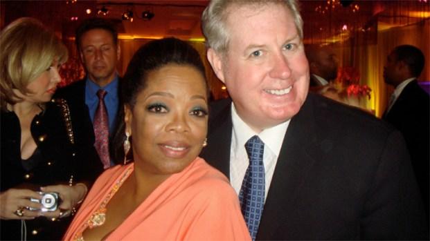Inside Oprah's After Party