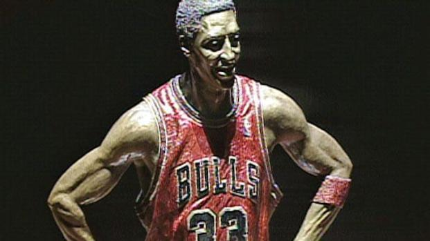 [CHI] WATCH: Pippen Statue Unveiling