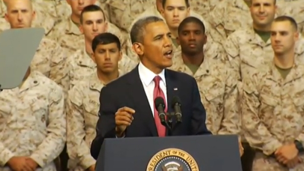 [DGO] President Obama Speaks at Camp Pendleton