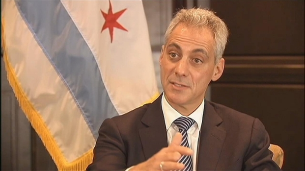 [CHI] Emanuel Preferred Second Inaugural to First