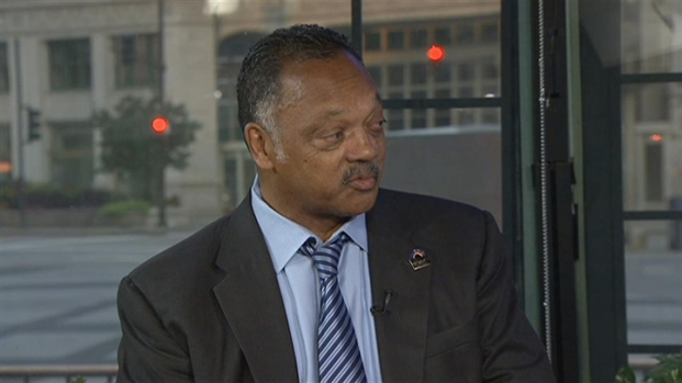 [CHI] Rev. Jackson Shares Little Detail About Son's Condition