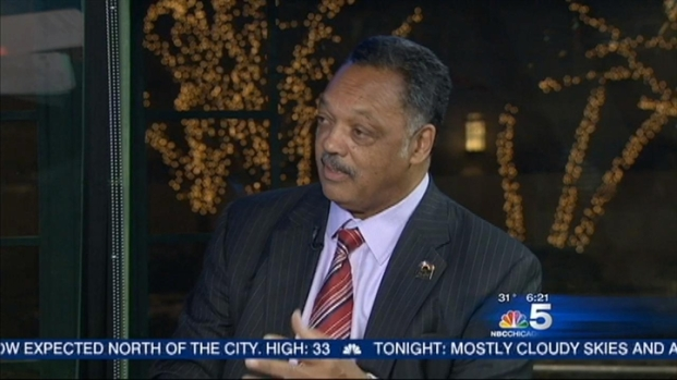 [CHI] Rev. Jesse Jackson On Chicago Murder Milestone