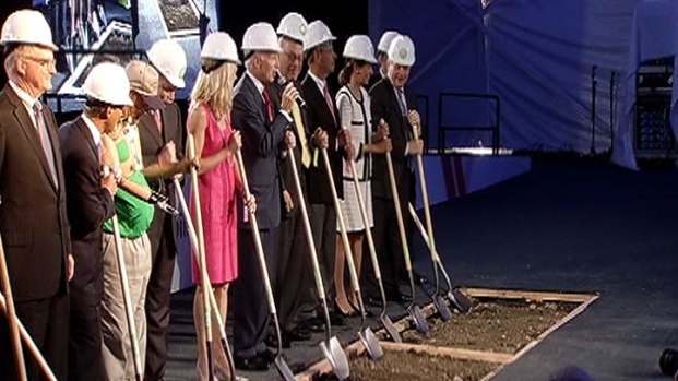 [CHI] Ground Broken for RIC's New Ability Center
