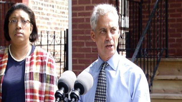 [CHI] Emanuel Announces Foreclosure Initiative