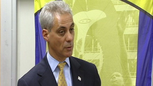 [CHI] Emanuel Goes Off on Streets & Sanitation