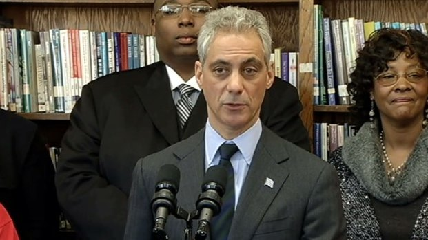 "[CHI] Emanuel on Gay Marriage: ""The Time is Now"""
