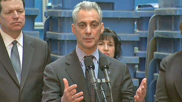 [CHI] Emanuel: 'Taste' Needs to Change
