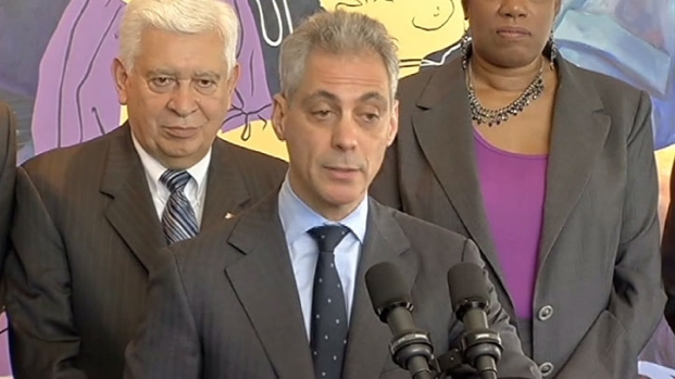 [CHI] Emanuel Pushes Back on Parking Meter Debt