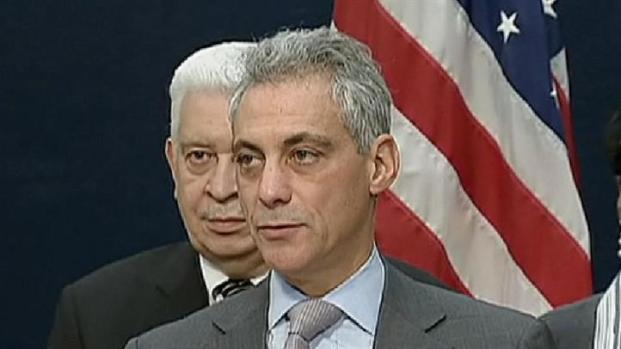 [CHI] Rahm Discusses His Budget Compromises