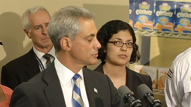 [CHI] Rahm Pushes To Change Garbage Pickup