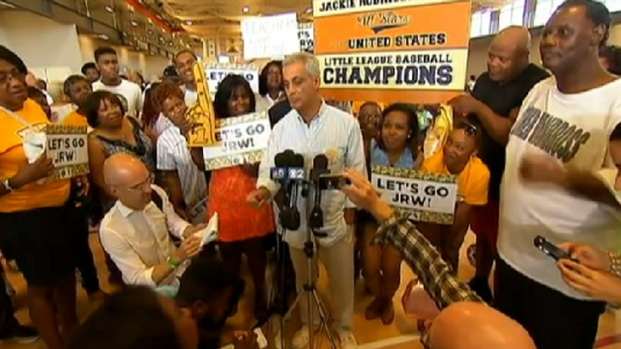 "[CHI] Rahm on JRW: ""The Kids Never Gave In"""
