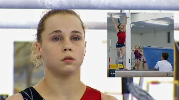[DFW] Bross Focused on Her Olympic Dream