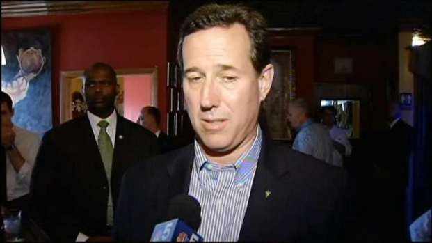 [CHI] One-On-One with Santorum