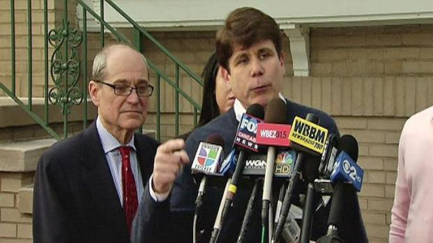 [CHI] Watch: Blagojevich's Full Statement