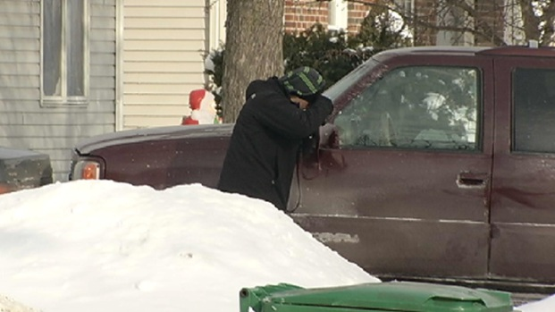 [CHI] Romeville Woman, Daughter Shot on Way to School