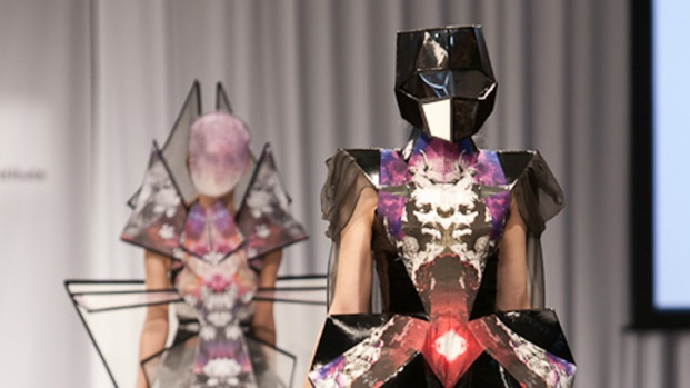 SAIC Fashion Show 2011