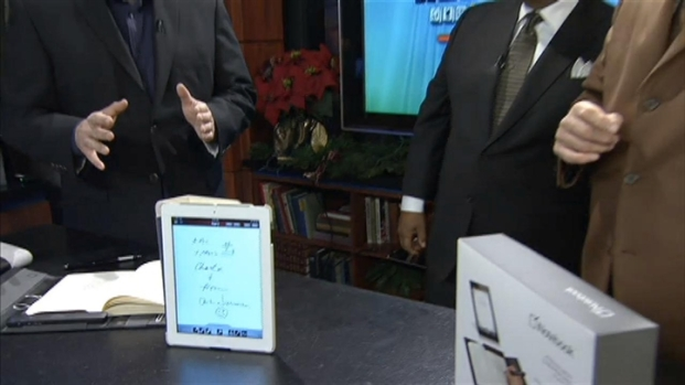 [CHI] High Tech Gadgets for iPads