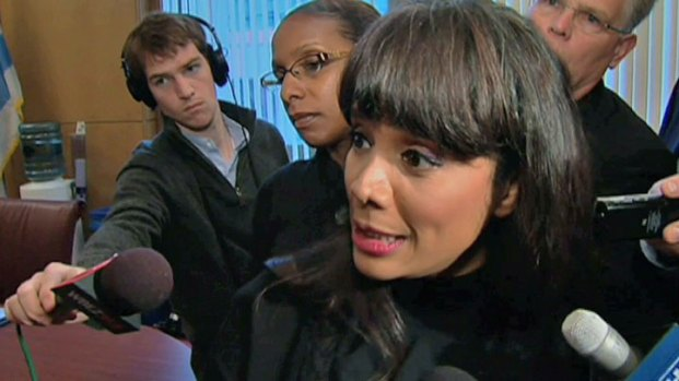 [CHI] Sandi Jackson: Husband May Not Surface Until After Election