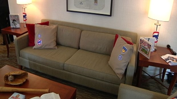 Photos: Westin's Ron Santo Suite