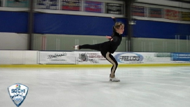 [CHI] Young Skaters Inspired By Gracie Gold's Success