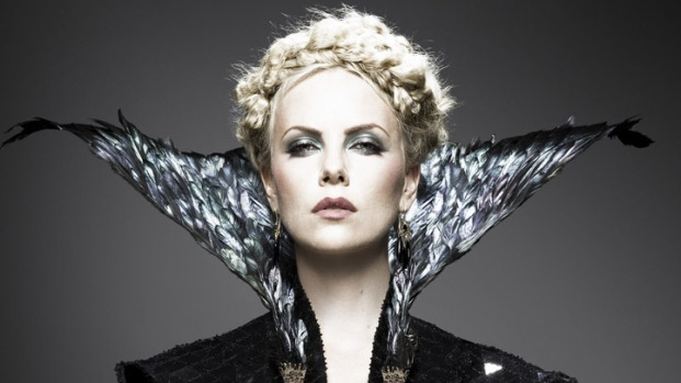 "[NBCAH] Charlize Theron Turns Evil for ""Snow White"""