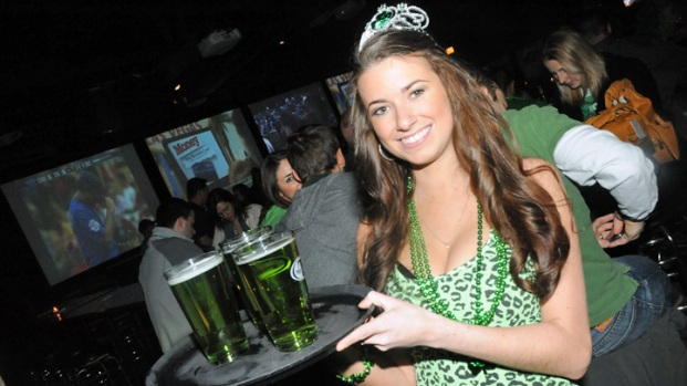 Where to Celebrate St. Pat's Day in Chicago
