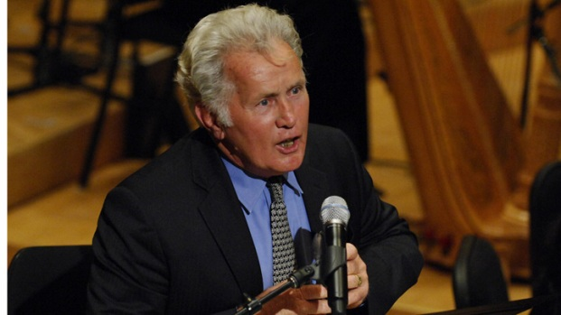 PHOTOS: Martin Sheen's St. Pat's Performance