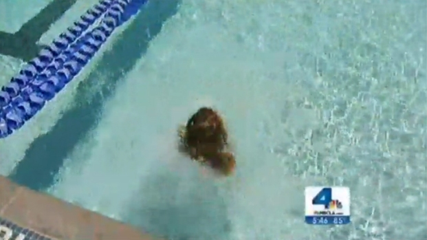 """[LA] Safety Experts Warn That Drowning Can Be a """"Silent Killer"""""""