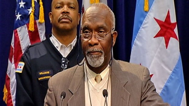 [CHI] Hillard Press Conference on Officer Sex Assault Allegations