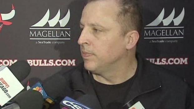 [CHI] Thibodeau on the State of the Bulls