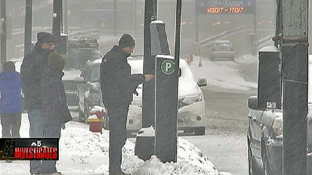 [CHI] Polar Vortex Meant Vacation From Chicago Parking Tickets