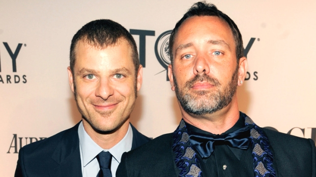 "[NBCAH] Trey Parker & Matt Stone on Surprise Success With ""The Book of Mormon"""