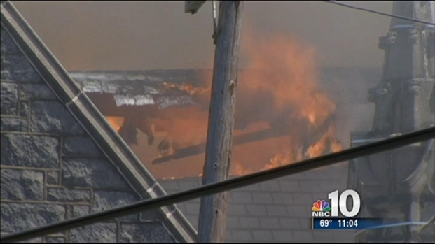 [PHI] Philadelphia Church Fire Takes Toll On Parishioners