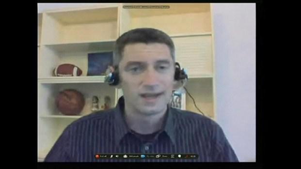 [CHI] Behrens Calls the Bears/Lions Fantasy Matchups