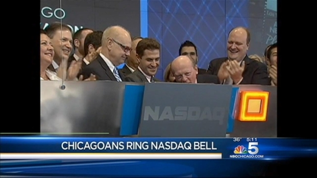 [CHI] Innovation Award Winners Ring NASDAQ Bell