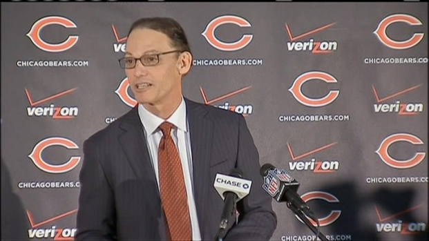 [CHI] Coach Trestman on His Bears History