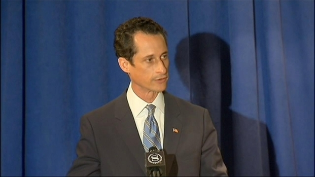 [NY] Weiner Talks About Wife