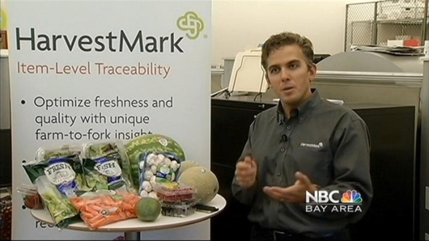 [BAY] HarvestMark Helps Track Food