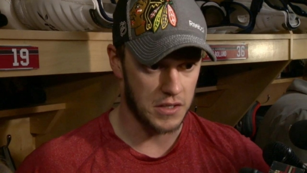 [CHI] Toews Happy & Relaxed for Red Wings Best