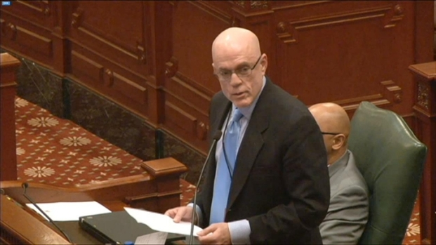 [CHI] Rep. Harris Declines to Call Gay Marriage Bill