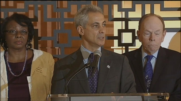 [CHI] Mayor Rahm Emanuel Praises New Hyatt Hotel