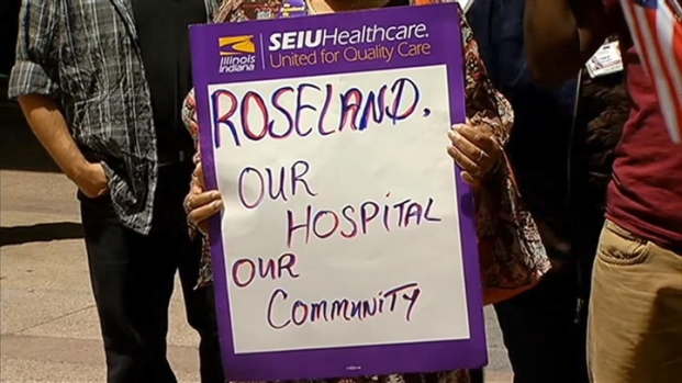 [CHI] Roseland CEO Steps Down as Hospital's Crisis Continues