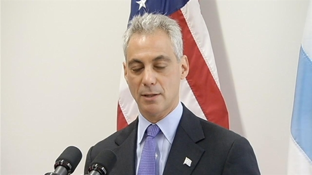 [CHI] Emanuel on Governor's Race