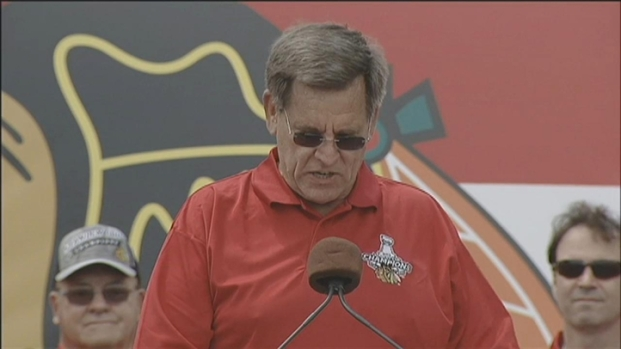 [CHI] Wirtz on Hawks: 'Without Question, Truly Gifted Athletes'