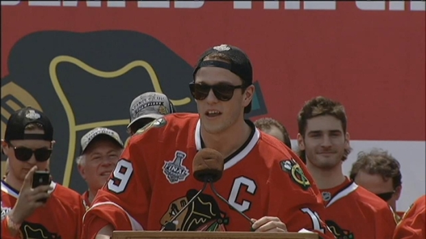[CHI] 'This Is Unbelievable': Jonathan Toews