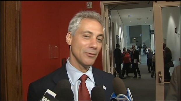 [CHI] Mayor: Dick Will be Missed